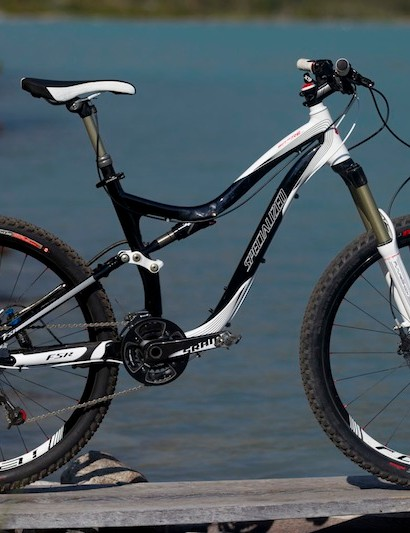 The 2011 Specialized Safire got a complete redesign
