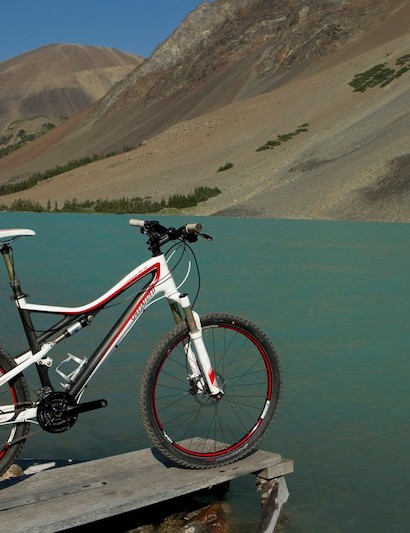 The 2011 Specialized Era and the natural beauty of British Columbia