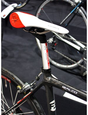 fi'zi:k saddles and 3T components are featured heavily throughout the Focus range for 2011.