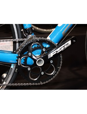 BB30 bottom brackets are featured heavily across the Focus road and 'cross range, even on mid-priced models.