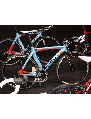 Focus will serve the steadily growing mid-priced triathlon market will the new Culebro Tria aluminum models.