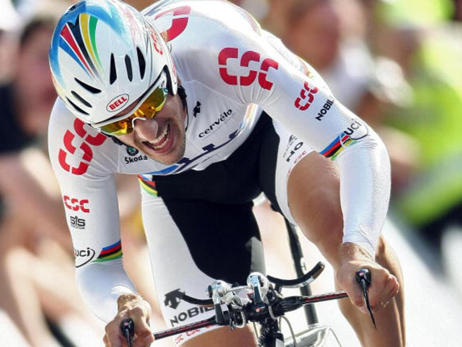 Fabian Cancellara is looking to become the first man to win four world time trial championships