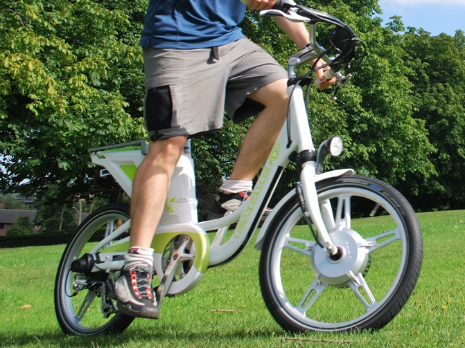 JD Eagle electric bike