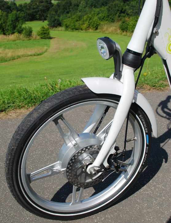 JD Eagle electric bike