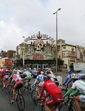 The Tour of Britain returns to Blackpool on Saturday on the first stage from Rochdale