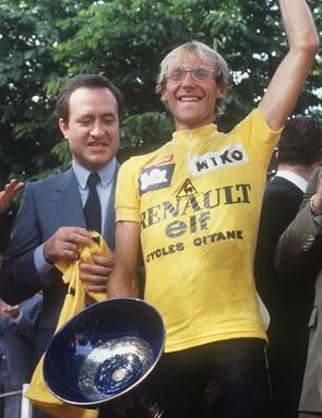 Laurent Fignon won the 1983 Tour de France