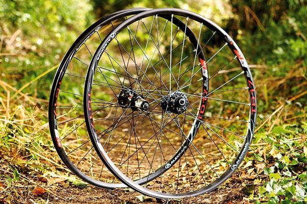 SRAM X9 Comp wheelset