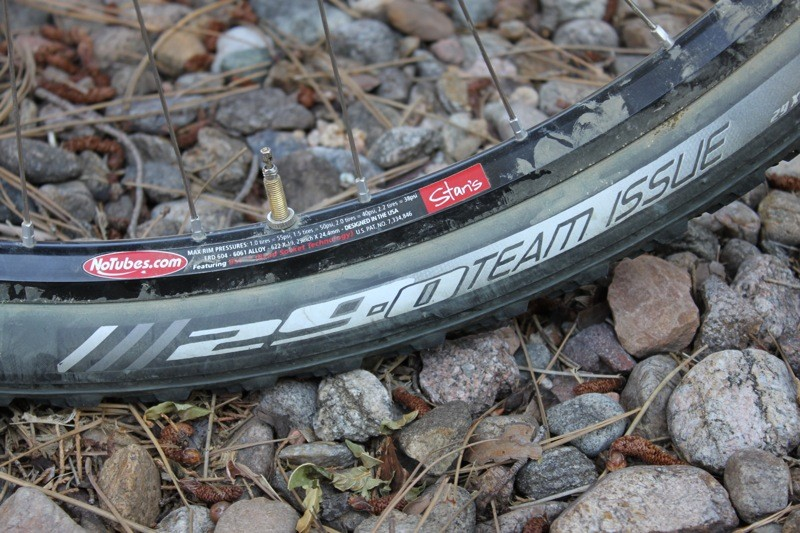 Bontrager's 29-0 Team Issue cross-country racing tire