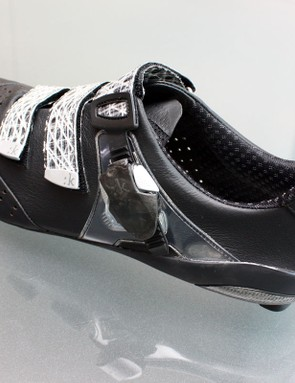 The new lasts are distinctly Italian with snug-looking fits through the rearmost two-thirds – especially around the heel – and a fairly narrow toe box