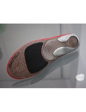 The R1 will also come with a heat mouldable semi-rigid insole from Sidas