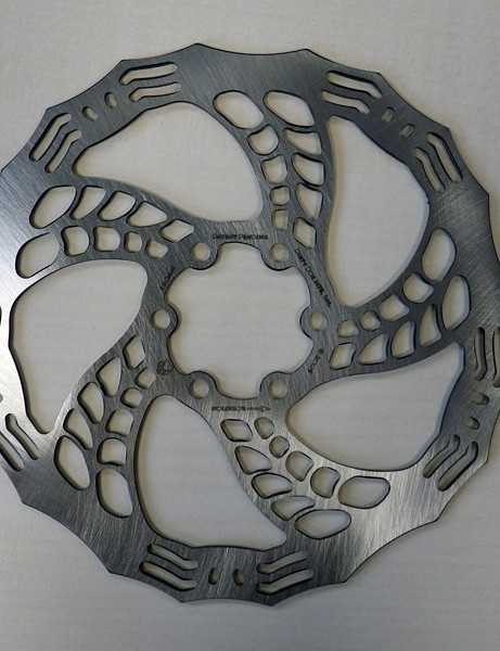 Dirty Dog Web rotor (160mm)
