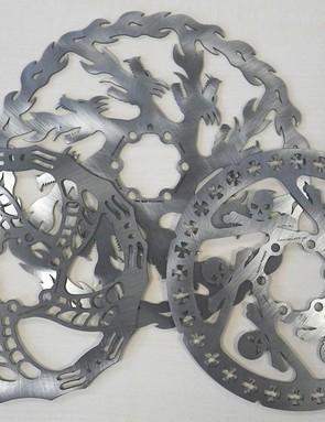 Dirty Dog disc rotors
