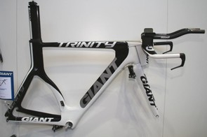You can buy Giant's Trinity TT frame on its own