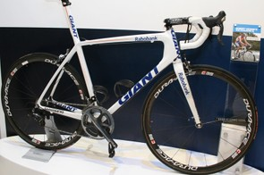 Team Rabobank Robert Gesink's TCR Advanced SL – he rode this bike to the biggest win of his career during stage 6 of the 2010 Tour de Suisse