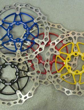 A2Z SPV floating disc rotors