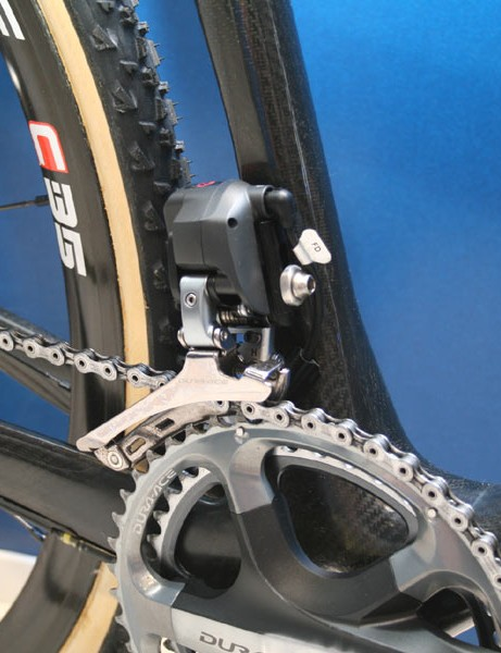 Lars Boom uses Di2 on the TCR Advanced SL
