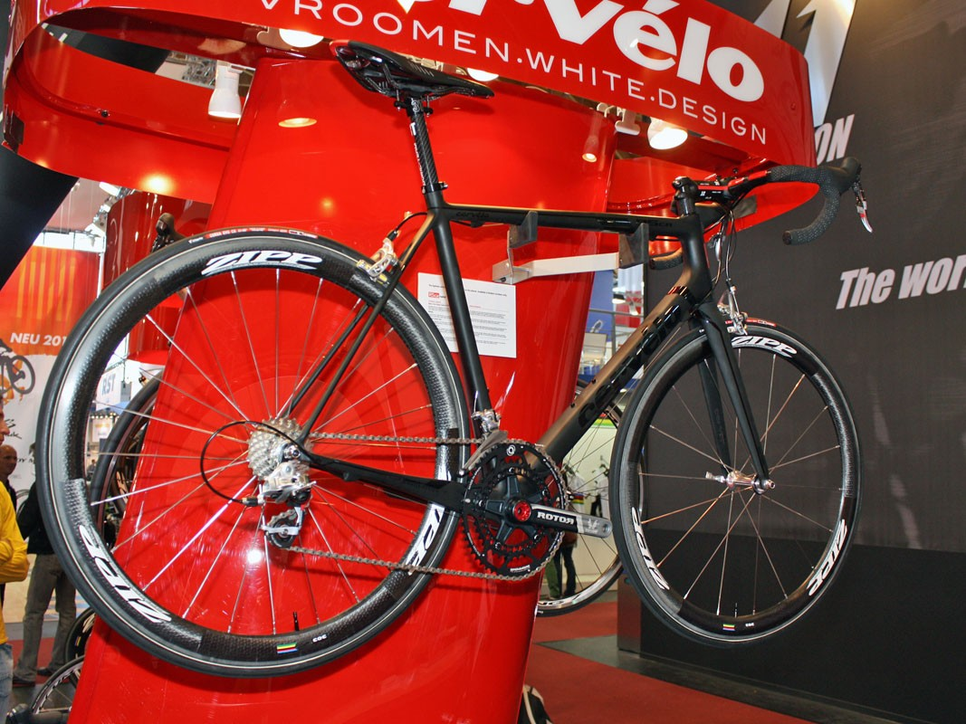 Cervélo will produce the flagship R5ca in limited quantities. Each will be hand made by Cervélo engineers at the company's California development facility