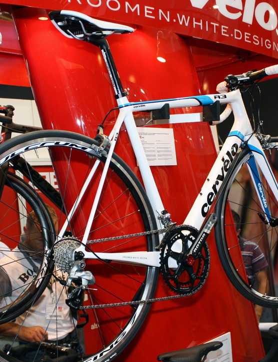 Cervélo's R3 will become the high-end workhorse of the road family with features and tube shapes borrowed from the new R5