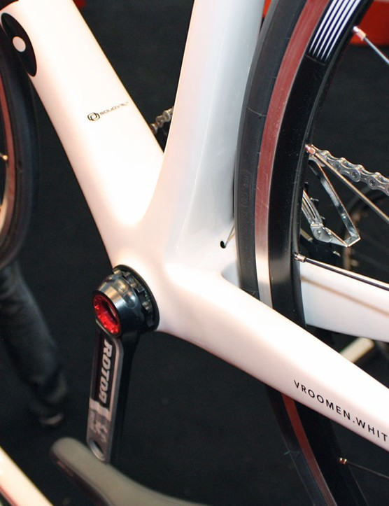 The new R3 will get the same BBright bottom bracket system as the range-topping R5