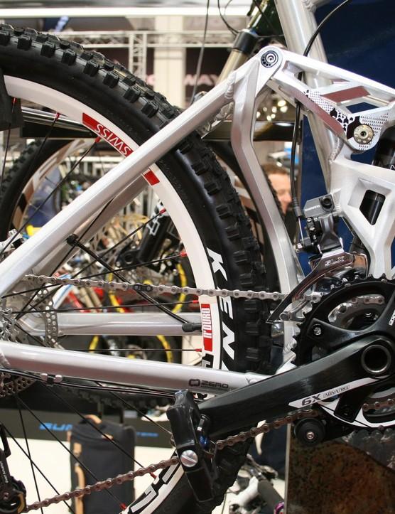 Zenith XR rear end