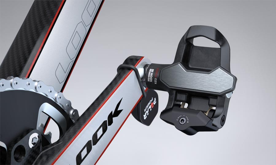 Look and Polar have joined forces for a new pedal-based direct-measurement power meter