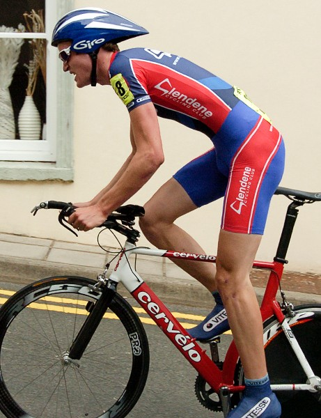 Conor Dunne won the junior category again