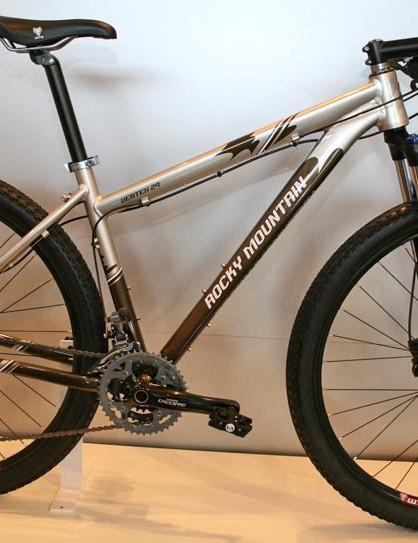 Rocky Mountain Vertex 29 big wheeler