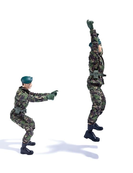 Plyometric squat jump