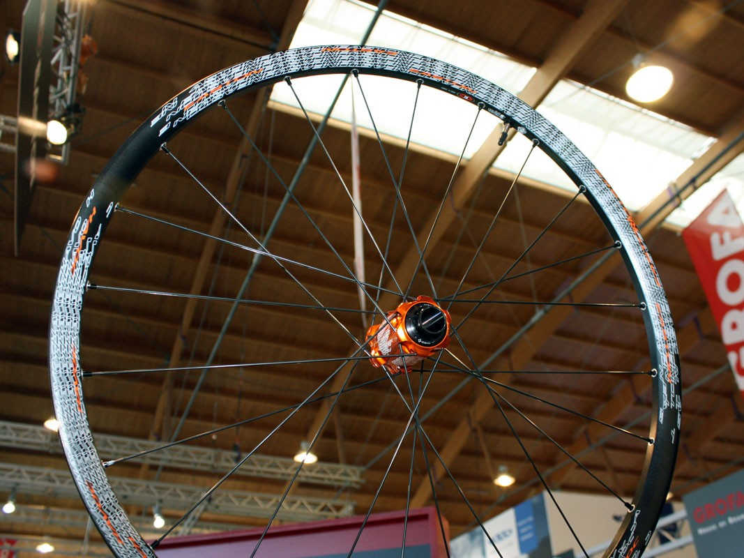 Easton updated Havoc downhill wheels lop 150g out of the previous edition.
