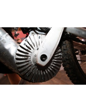 E-Ndure Evo 2 motor detail