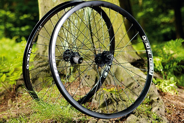 Halo Freedom Disc Pro wheelset