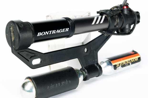 Bontrager Air Rush road pump