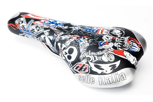 Selle Italia SLR T1 Troy Lee history saddle