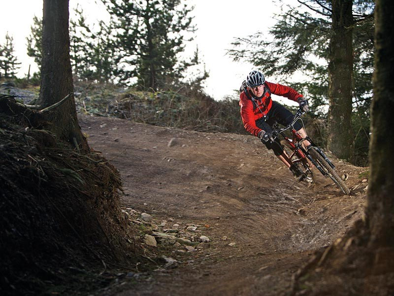 There's trails for every rider at Llandegla.
