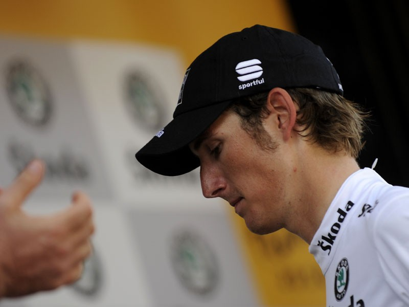 Andy Schleck was kicked off the Tour of Spain by his Saxo Bank team boss Bjarne Riis