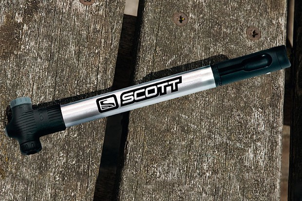 Scott Aluminium pump
