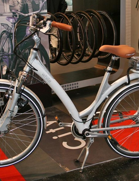 This is the type of bike we expect to use the Hutchinson Serenity