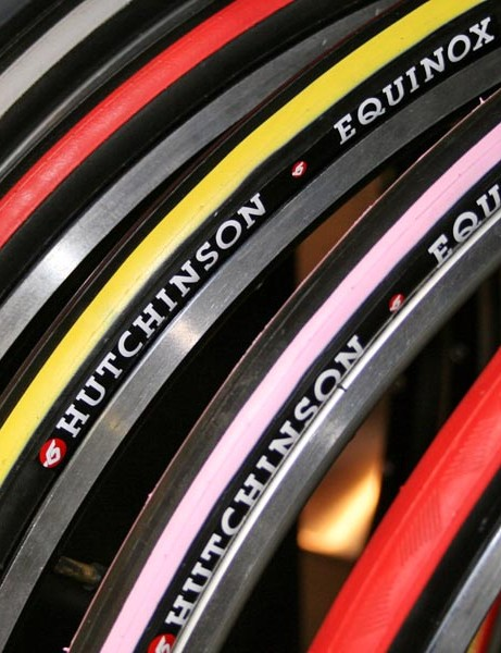 Hutchinson Equinox gets new yellow pink and white colour options