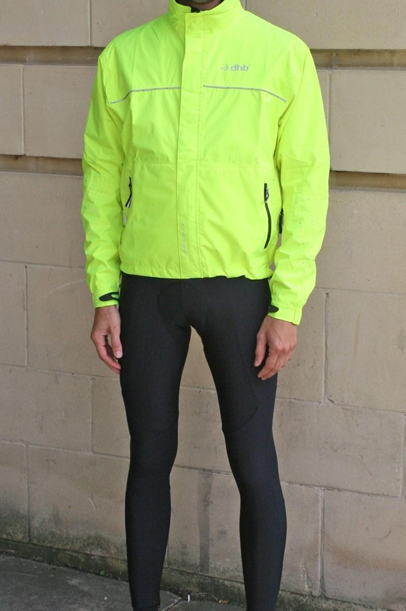 DHB Signal jacket and Pace Roubaix bib tights