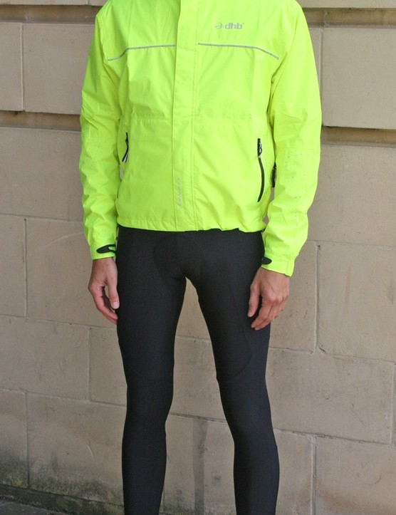 DHB Signal jacket and Pace Roubaix bib tights