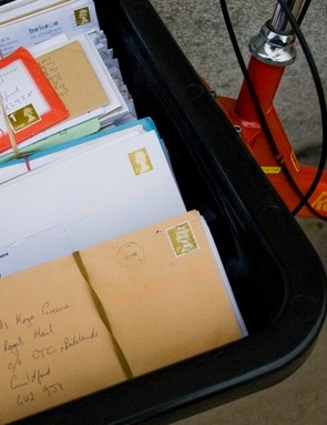 Some of the 700-odd protest letters