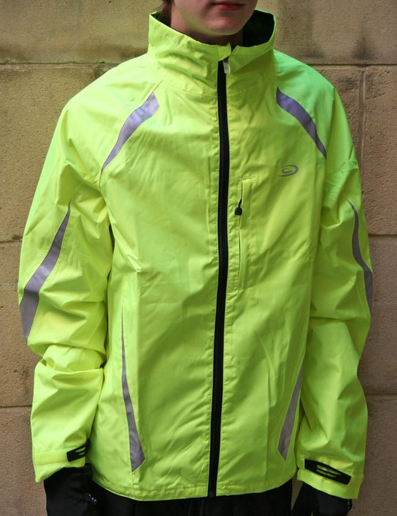 Cycling rain jacket - £19.99