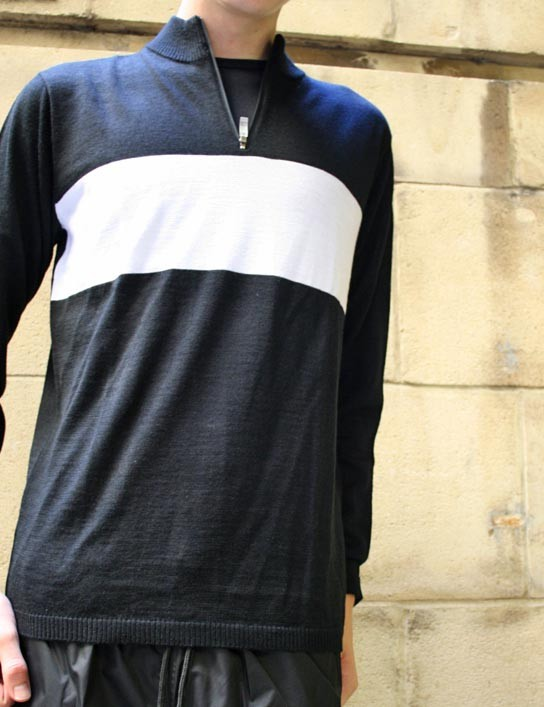 Merino cycling shirt - £14.99