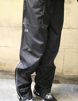 Waterproof cycling trousers - £9.99