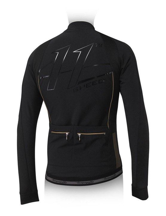 Campagnolo 11 Speed long-sleeve full-zip jersey
