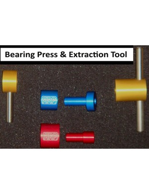 RRP Bearing Press & Extraction Tool