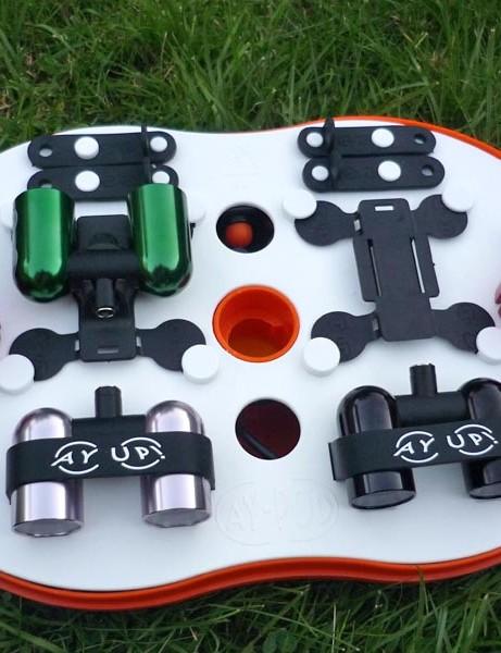 Ay Up V4 Adventure light kit