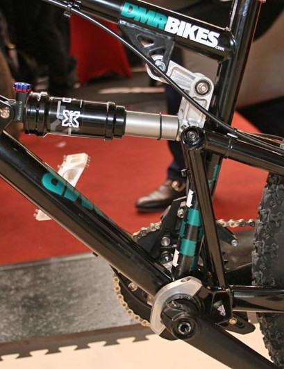 DMR Bolt uses a concentric bottom bracket