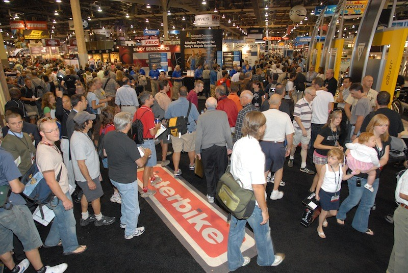 Interbike has been at the Sands Convention Center in Las Vegas, Nevada since 1998