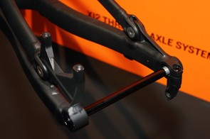 Expect to see more 142x12mm rear through-axle setups in the coming season
